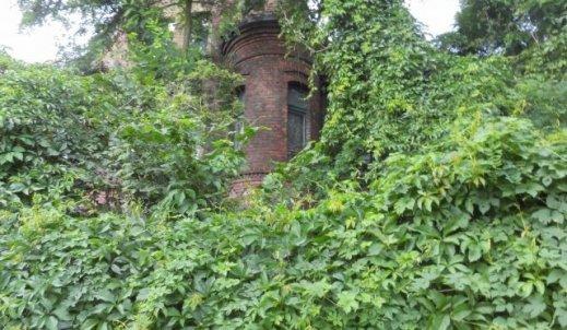 Niesamowity dom jak z horroru…