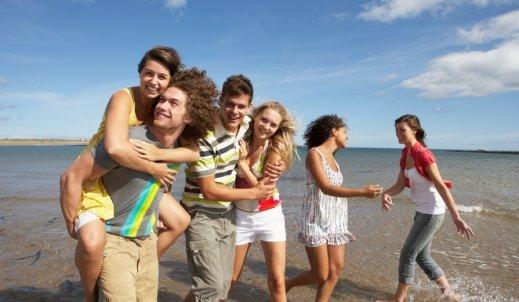 Samodzielne wakacje nastolatka