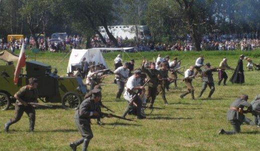 I znów Wojska Polskie zwyciężyły…