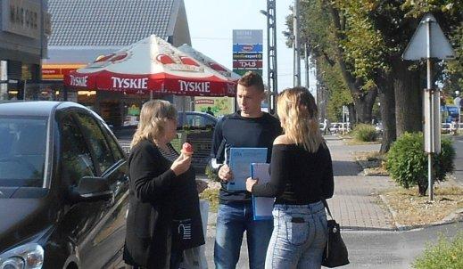 Sonda uliczna o …Młodzieżowej Radzie Miasta Zdzieszowice