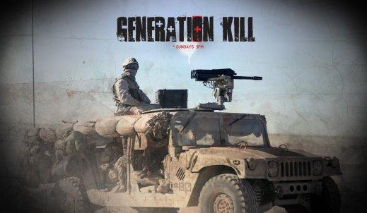 """""""Generation Kill: Czas Wojny"""" – innej wojny"""