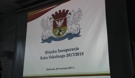 Stypendium Prezydenta Miasta Białegostoku za rok szkolny 2016/2017