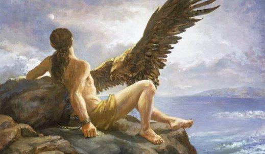Prometeusz – poświęcenie dla ludzkości