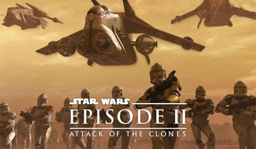 Gwiezdne Wojny- Atak Klonów