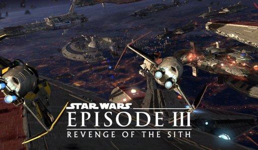 Gwiezdne Wojny-Zemsta Sithów