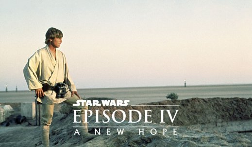 Gwiezdne Wojny- Nowa Nadzieja