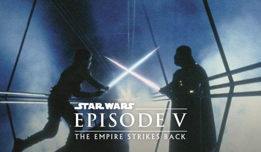 Gwiezdne Wojny- Imperium Kontratakuje