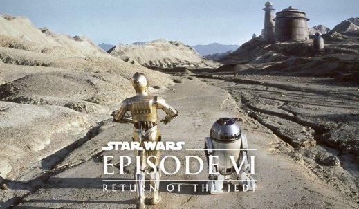 Gwiezdne Wojny- Powrót Jedi