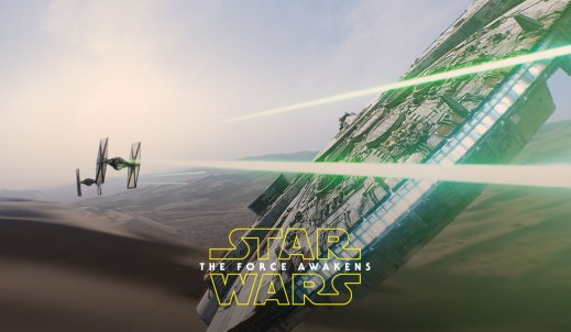 Gwiezdne Wojny- Przebudzenie Mocy