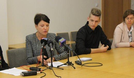 """""""Pasjonująca Opolszczyzna""""  na konferencji prasowej Urzędu Marszałkowskiego"""