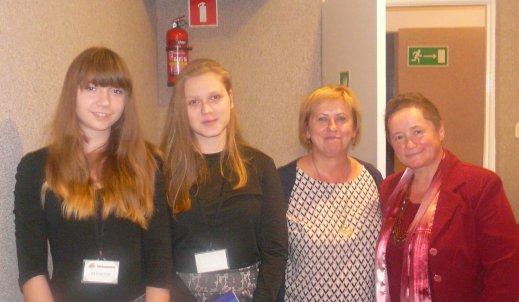 Niezapomniane spotkanie z poetką, działaczką polską na Litwie.