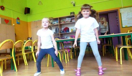 """Tańczące pantofelki"""