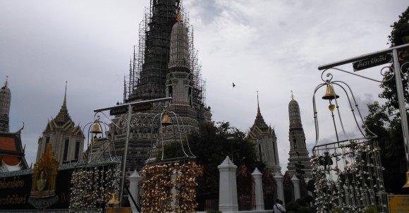 Wat Arun, czyli Świątynia Świtu