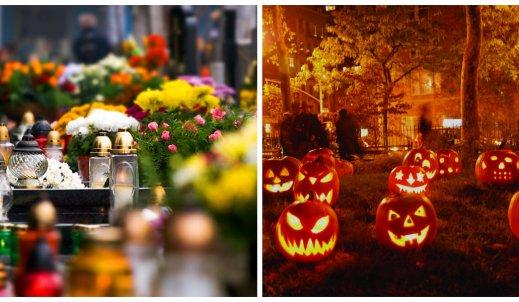Czy Halloween  może zastąpić  Święto Wszystkich Świętych?