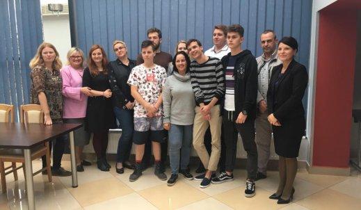 Spotkanie opiekunów Rad Młodzieżowych