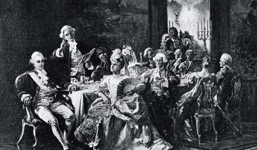 Obiady czwartkowe- spotkania na wzór paryskich salonów literackich