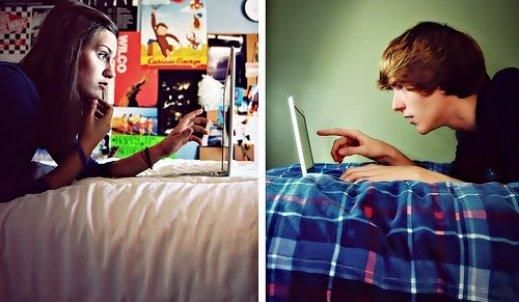 Pułapka internetowych znajomości…
