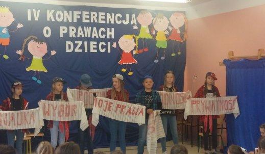 IV Konwencja o Prawach Dzieci!!!