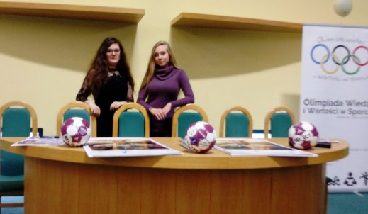 Finał Olimpiady Wiedzy i Wartości w Sporcie – 4 edycja piłka ręczna