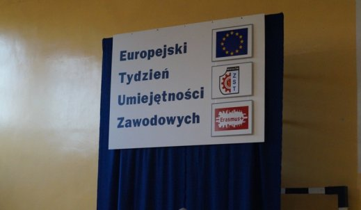Europejski Tydzień Umiejętności Zawodowych w ZST!