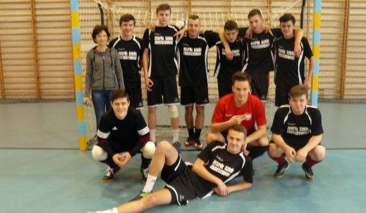 Powiatowe Rozgrywki Halowej Piłki Nożnej Chłopców