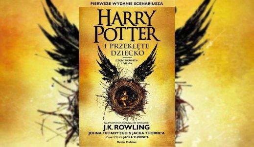 """""""Harry Potter i przeklęte dziecko"""" – recenzja"""