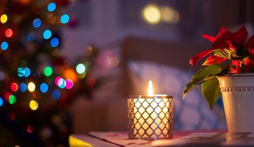 Magia Świąt Bożego Narodzenia.