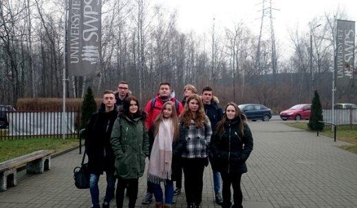 9 uczniów Centrum Edukacji na okręgowym etapie VII Olimpiady Medialnej w Katowicach
