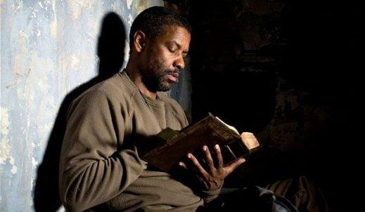 """,,Niektórzy chcieli zabić, by to mieć. On był gotów zabić, by to chronić"""" – ,,The Book of Eli"""""""