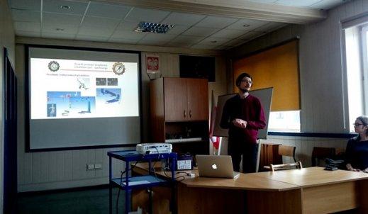 Spotkanie z przedstawicielami Wydziału Bioinżynierii Politechniki Śląskiej