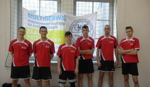 II miejsce w Powiatowym Turnieju Piłki Koszykowej