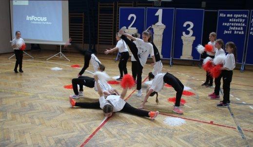 Sportowa Wizytówka Naszej Szkoły