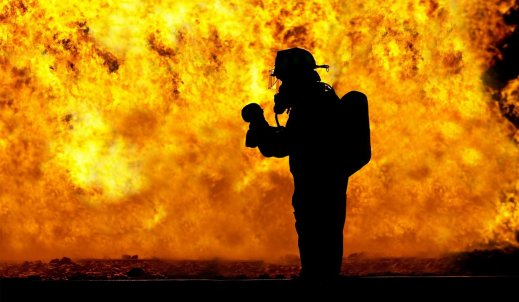 """""""Bogu na chwałę, ludziom na ratunek"""" – wywiad ze strażakiem ochotnikiem"""