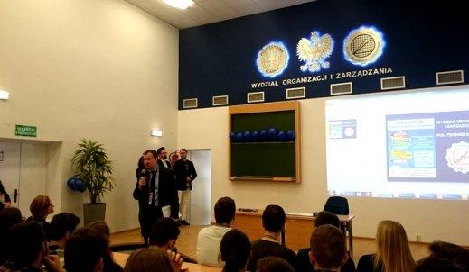 Dni Otwarte Wydziału Organizacji i Zarządzania na Politechnice Śląskiej