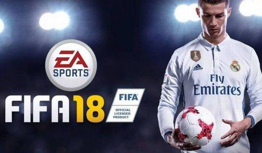 Fifa 18 – świetna gra dla tych którzy lubią piłkę nożną.