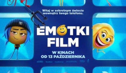 Emotki-film który rozbawia do łez