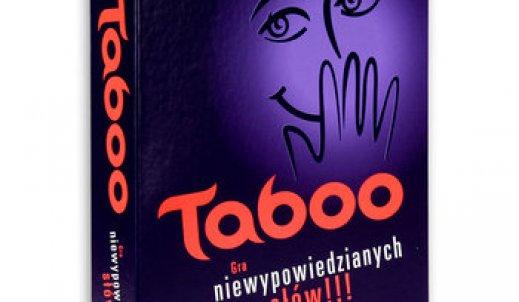 Taboo, gra niewypowiedzianych słów