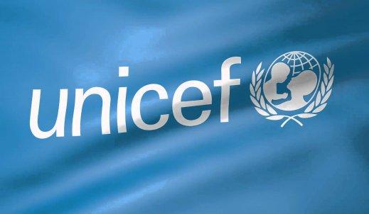 Unicef-fundacja, która pomaga  dzieciom  w Afryce