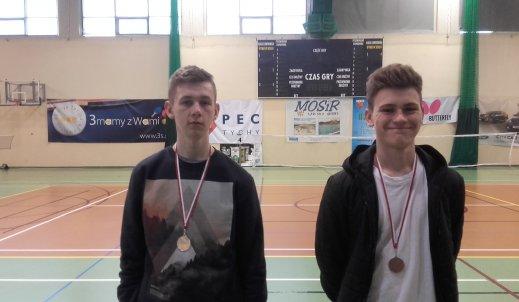 Mamy srebro w badmintonie :)
