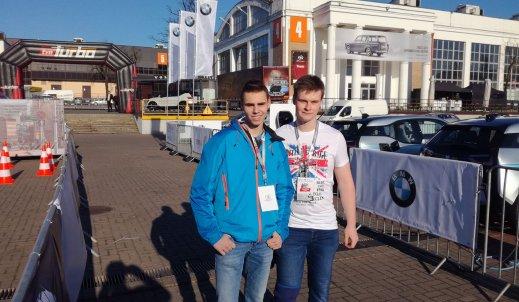 Ogólnopolskie Mistrzostwa Młodych Mechaników + Poznań Motor Show