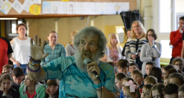 Aleksander Doba w naszej szkole!