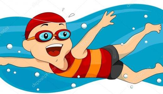 Pływanie jako moja pasja.