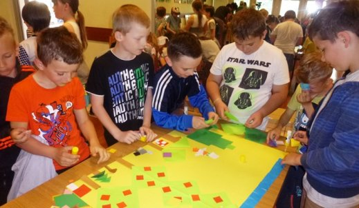 Festiwal Origami w ODK Bajka