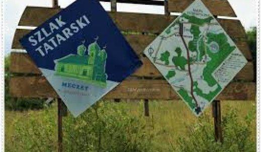 Szlakiem tatarskim  po  Podlasiu.