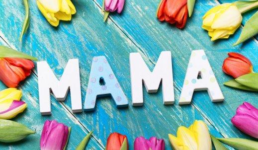 Mamo, dziękuję Ci, że jesteś…