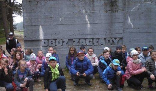 Wycieczka do Treblinki- niezwykła lekcja historii.