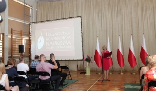"""I Uczniowska Konferencja Naukowa """"Biebrza – Narew 2018"""""""