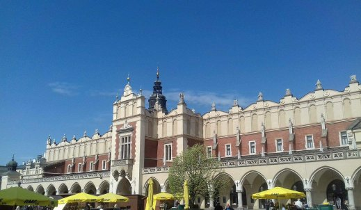 Odwiedziny u starej stolicy Polski