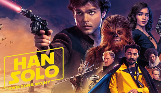 Han Solo- Gwiezdne Wojny Historie