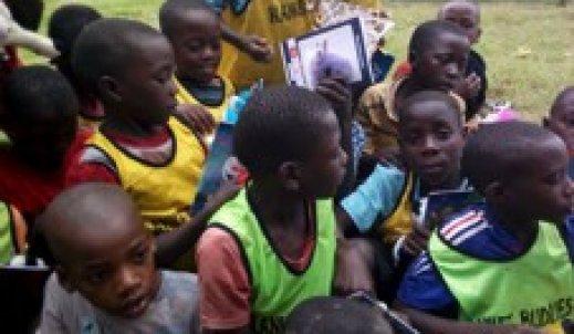Poznaj Ugandę na lekcjach on-line !